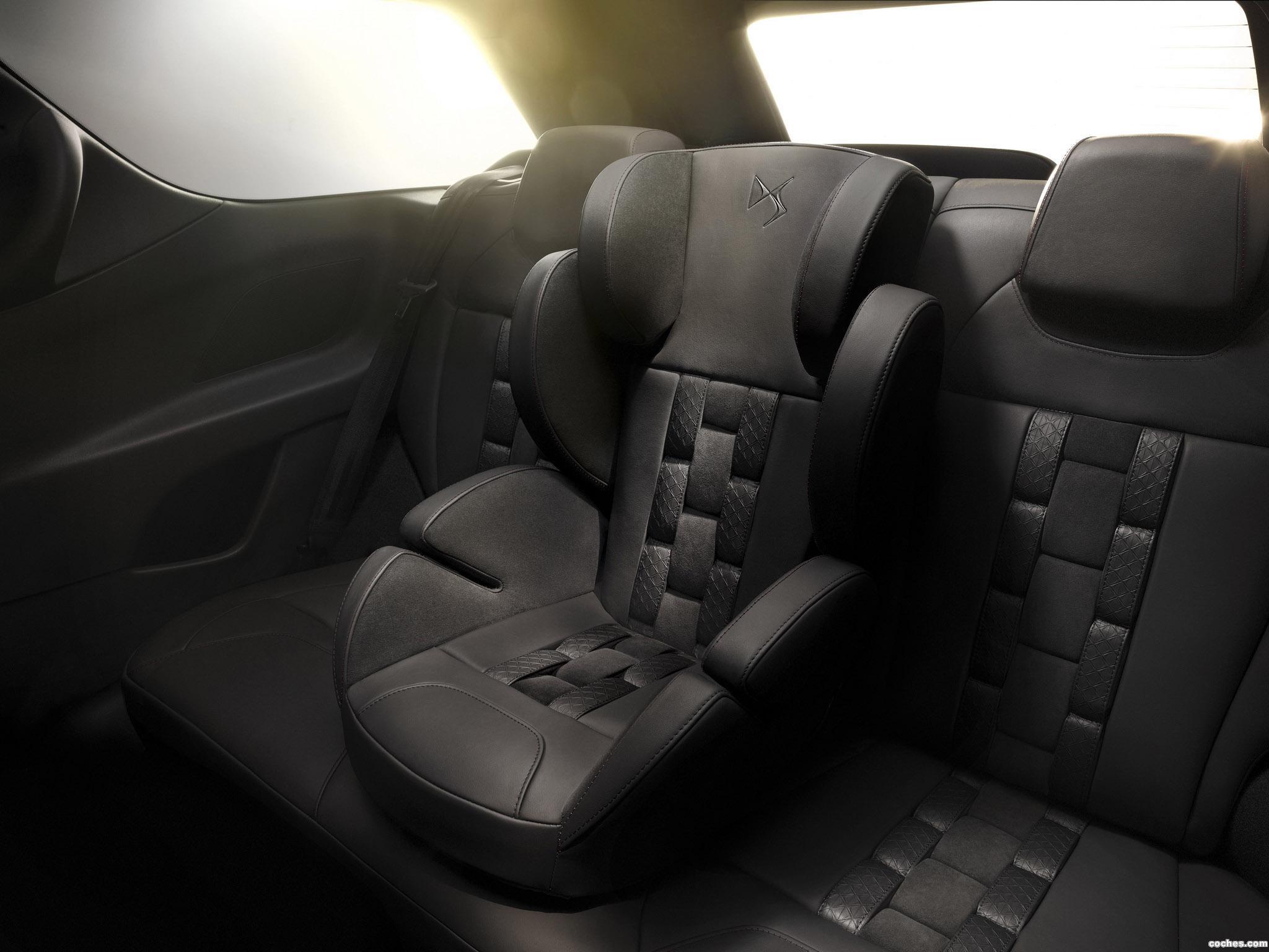 Foto 5 de Citroen DS3 Cabrio Racing Concept 2013