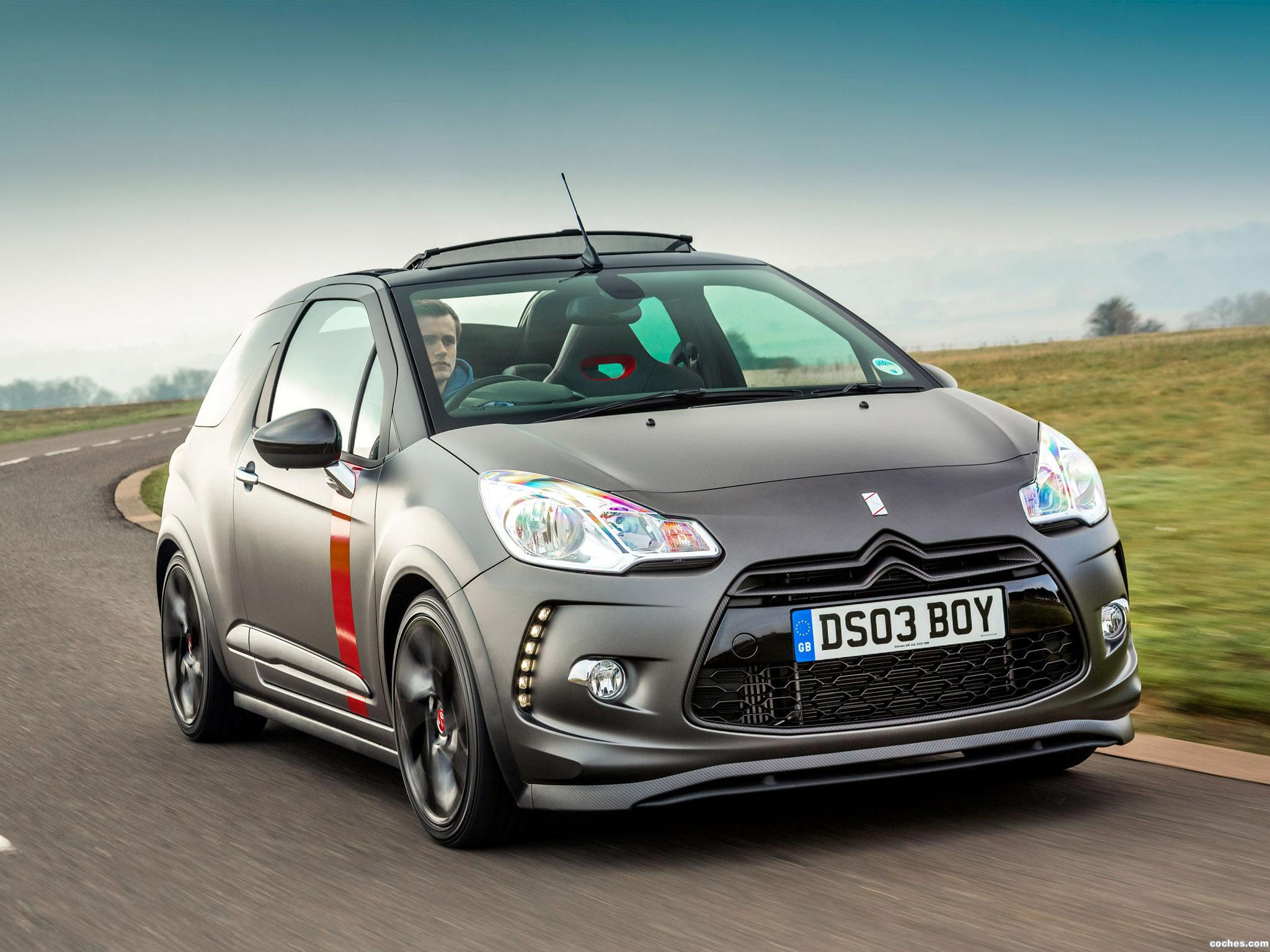 Foto 0 de Citroen DS3 Cabrio Racing UK 2014