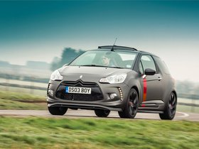 Ver foto 19 de Citroen DS3 Cabrio Racing UK 2014