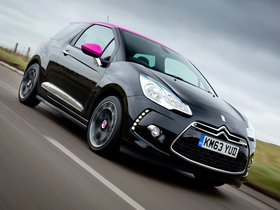 Fotos de Citroen DS3 DSport Pink 2014