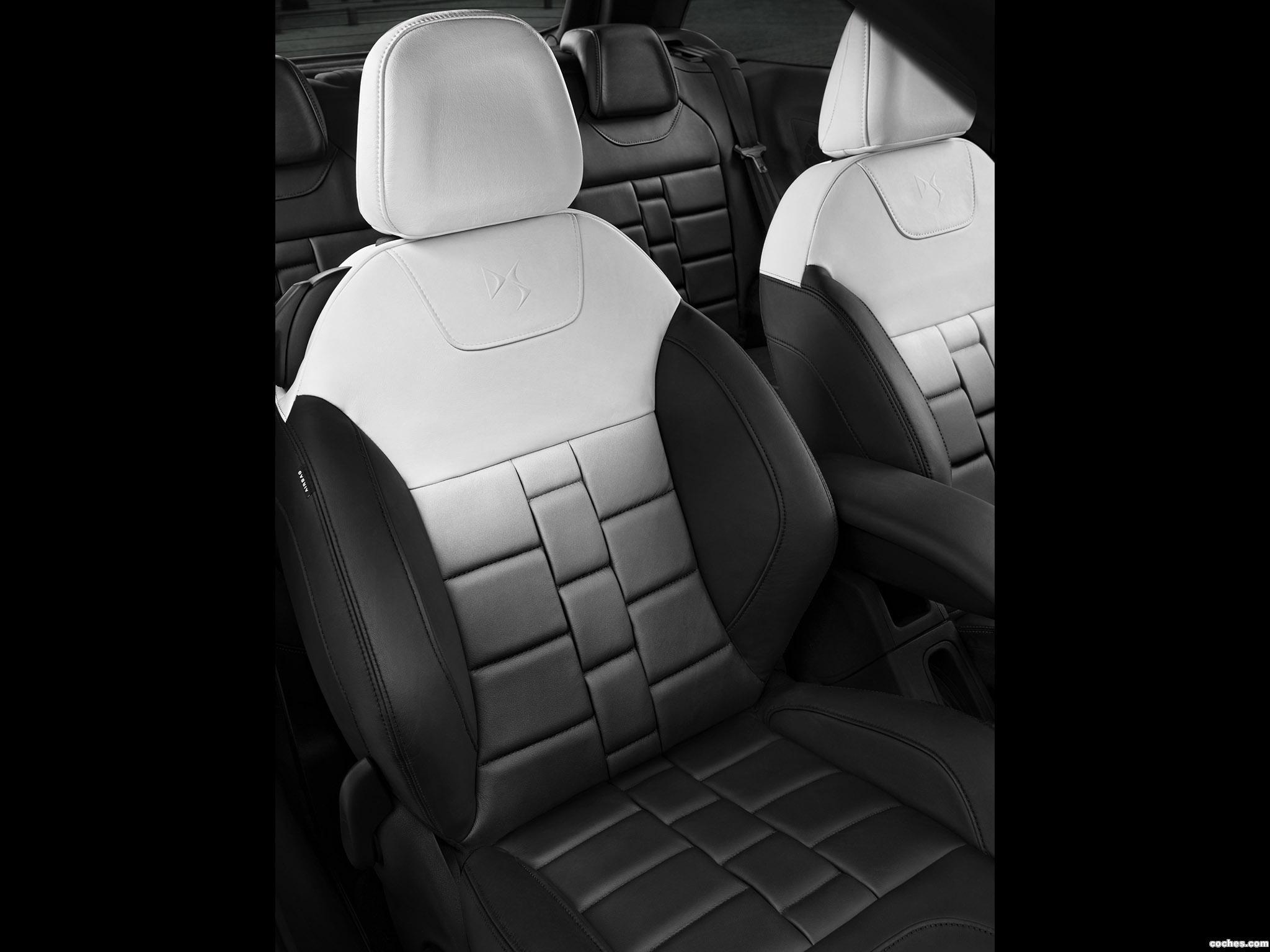 Foto 10 de Citroen DS3 Ultra Prestige 2011