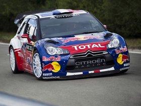 Ver foto 8 de Citroen DS3 WRC 2010