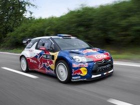 Ver foto 7 de Citroen DS3 WRC 2010
