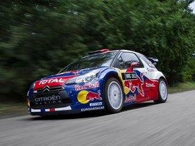 Ver foto 6 de Citroen DS3 WRC 2010