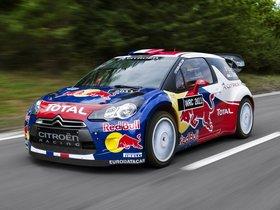 Ver foto 5 de Citroen DS3 WRC 2010