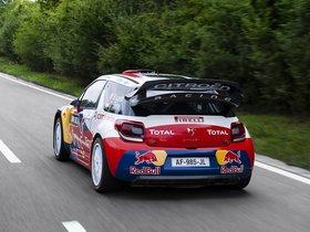 Ver foto 3 de Citroen DS3 WRC 2010
