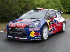 Ver foto 2 de Citroen DS3 WRC 2010