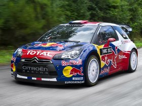 Fotos de Citroen DS3 WRC 2010