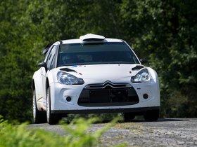 Ver foto 4 de Citroen DS3 WRC Prototype 2010
