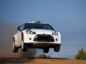 Ver foto 3 de Citroen DS3 WRC Prototype 2010