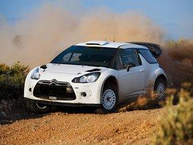 Ver foto 2 de Citroen DS3 WRC Prototype 2010