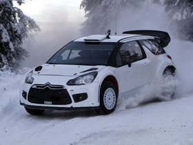 Fotos de Citroen DS3 WRC Prototype 2010