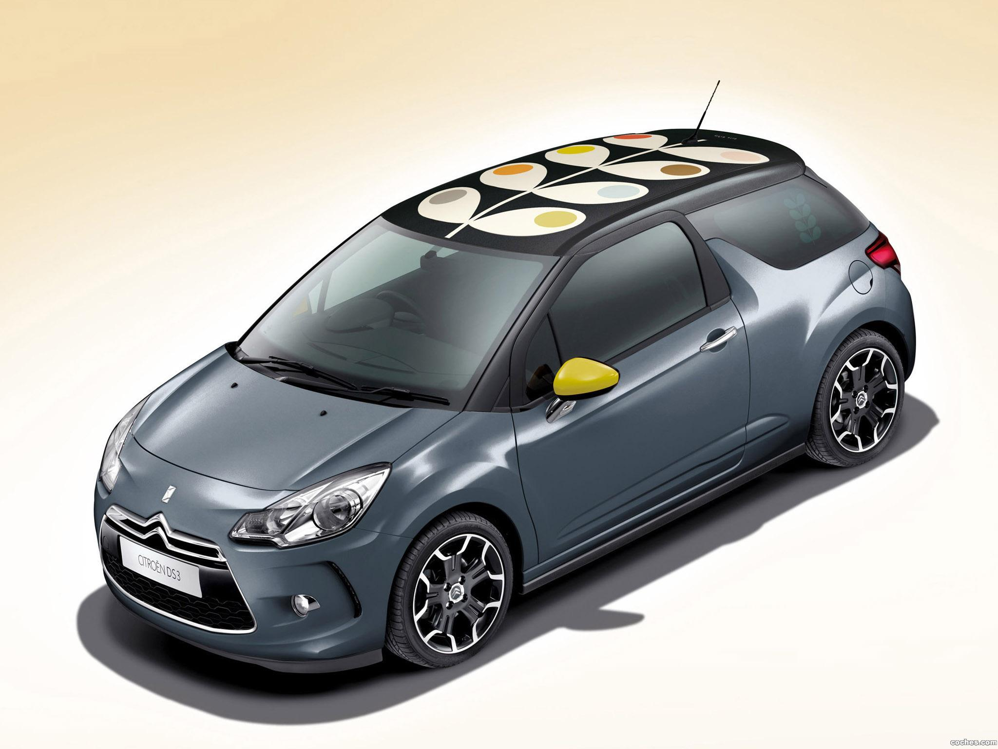 Foto 0 de Citroen DS3 by Orla Kiely Collection 2011