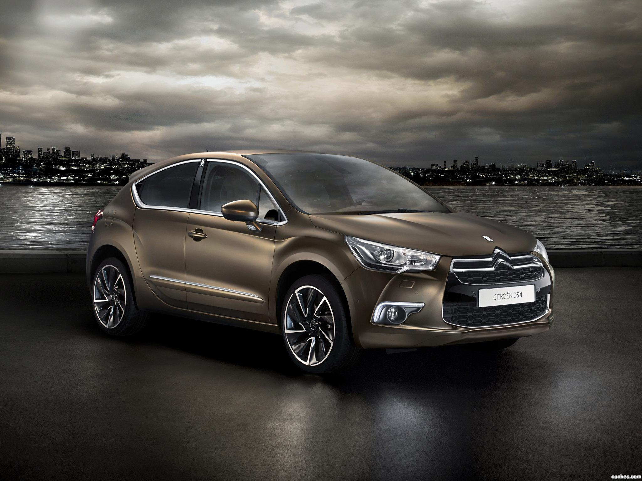 Foto 0 de Citroen DS4 Just Mat 2012