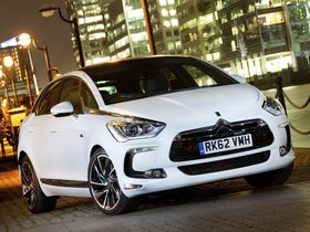 Fotos de Citroen DS5 HYbrid4 UK 2011
