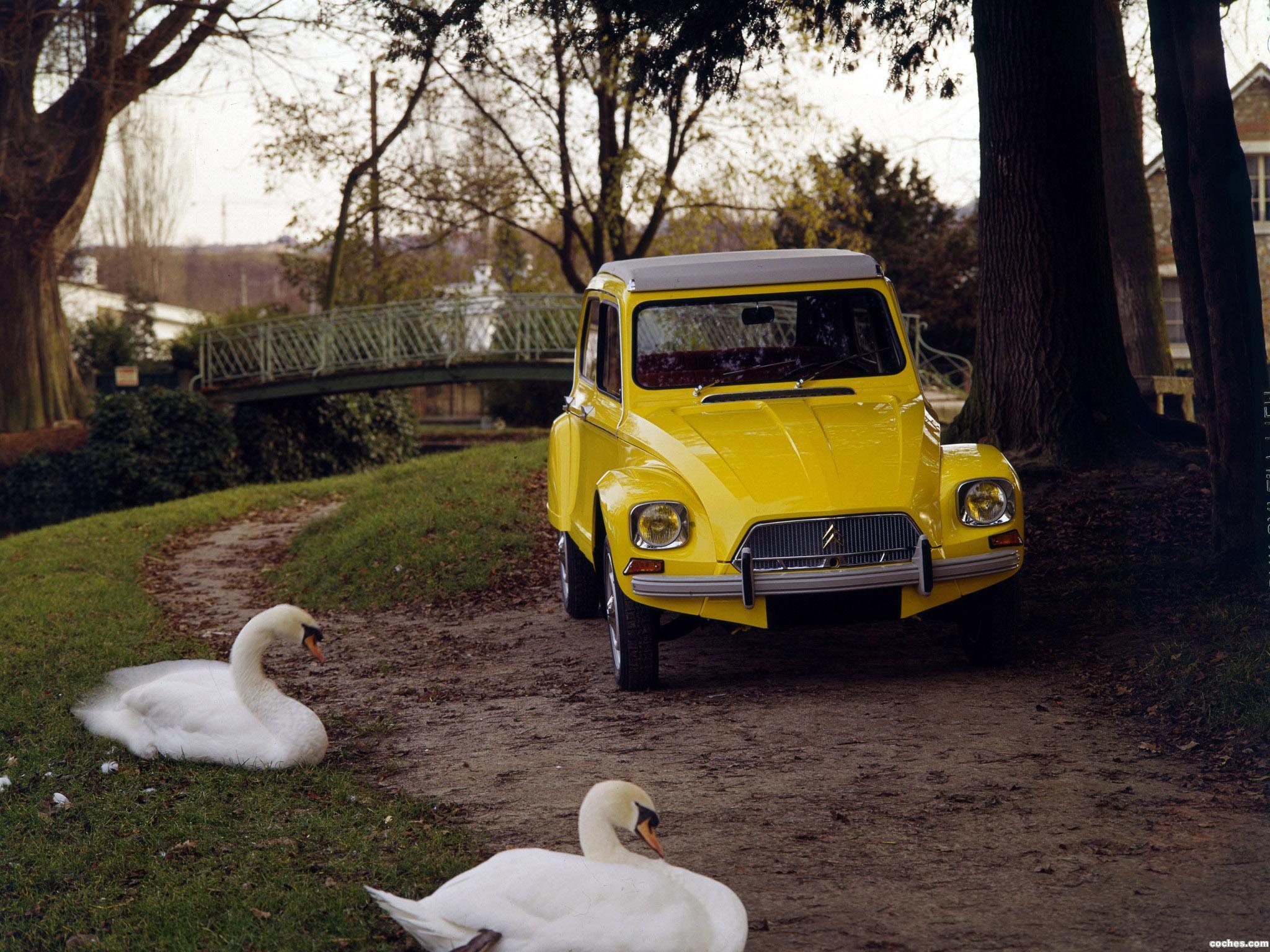 Foto 5 de Citroen Dyane 1967