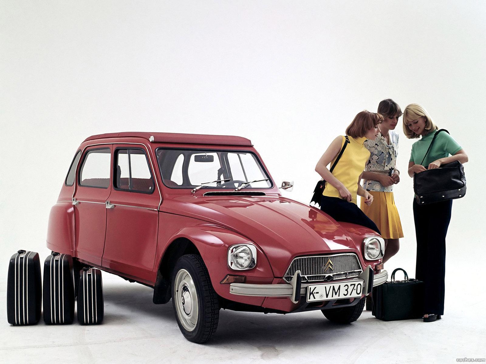 Foto 3 de Citroen Dyane 1967