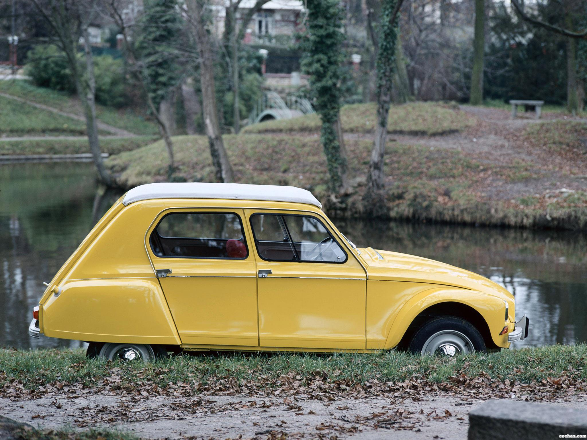 Foto 2 de Citroen Dyane 1967