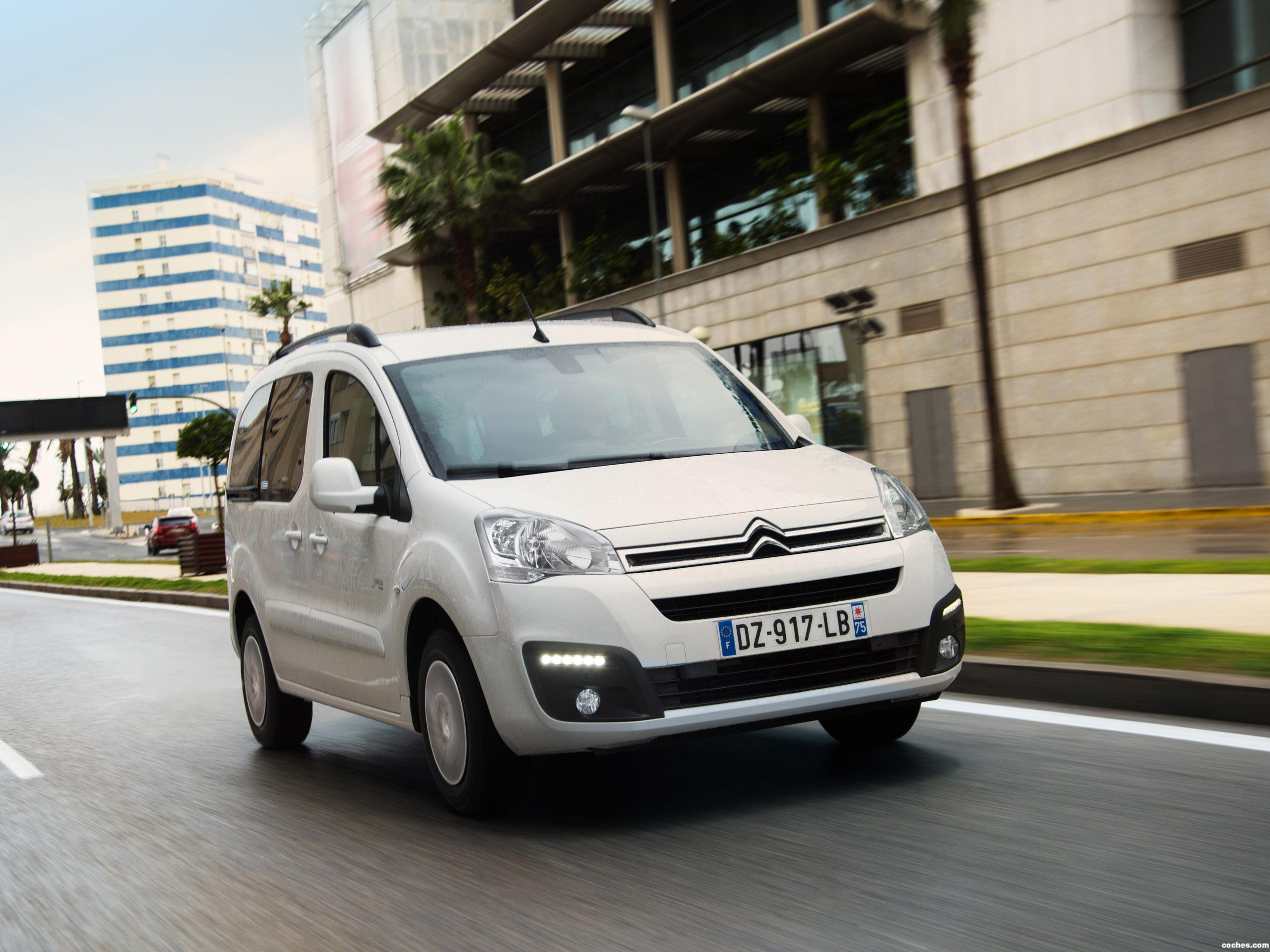 Foto 13 de Citroen e-Berlingo Multispace 2017