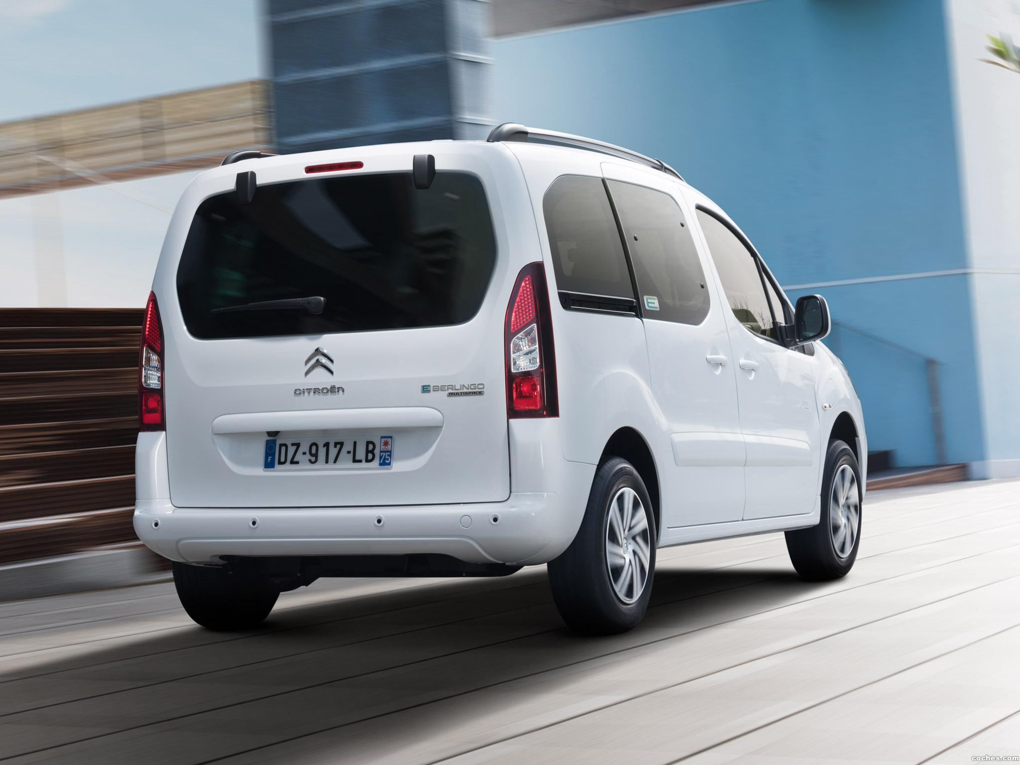 Foto 22 de Citroen e-Berlingo Multispace 2017