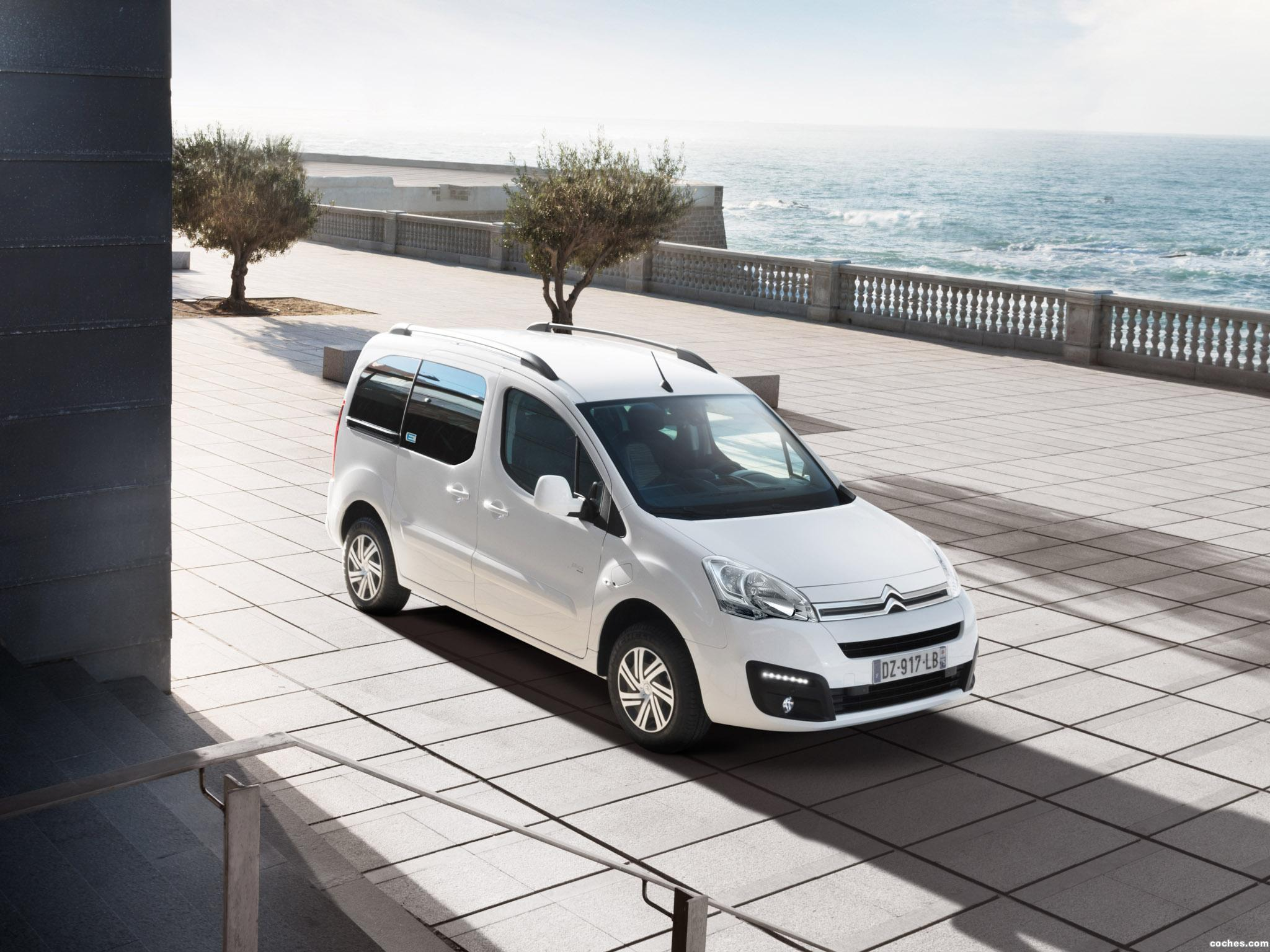 Foto 17 de Citroen e-Berlingo Multispace 2017
