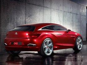 Ver foto 2 de Citroen GQ Concept 2010