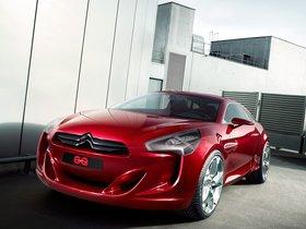 Ver foto 1 de Citroen GQ Concept 2010