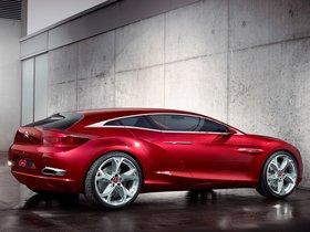 Ver foto 3 de Citroen GQ Concept 2010