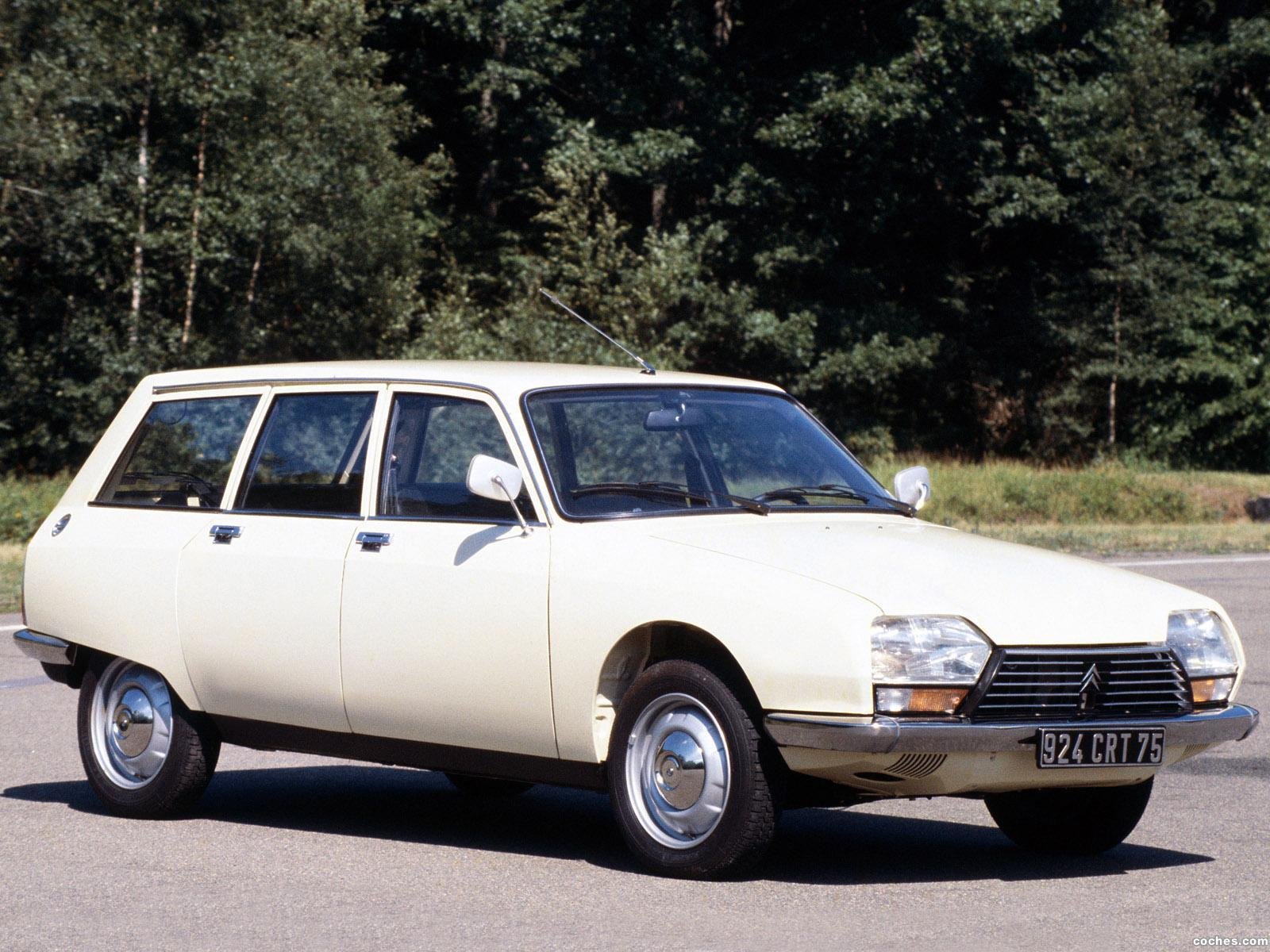 Foto 0 de Citroen GS Special Break 1978