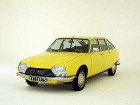 Fotos de Citroen GS Special