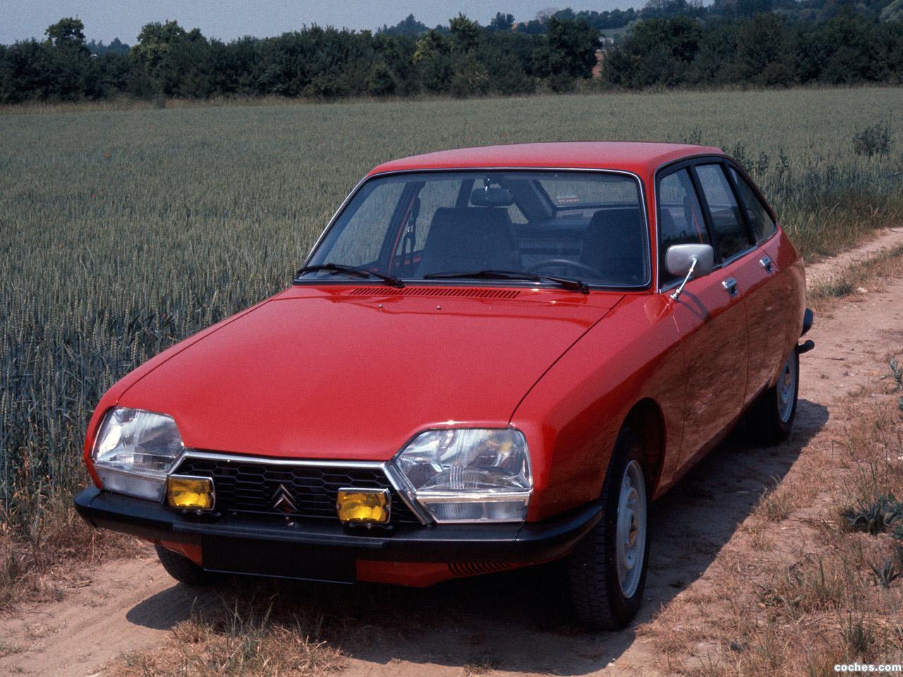 Foto 0 de Citroen GS X2 1977