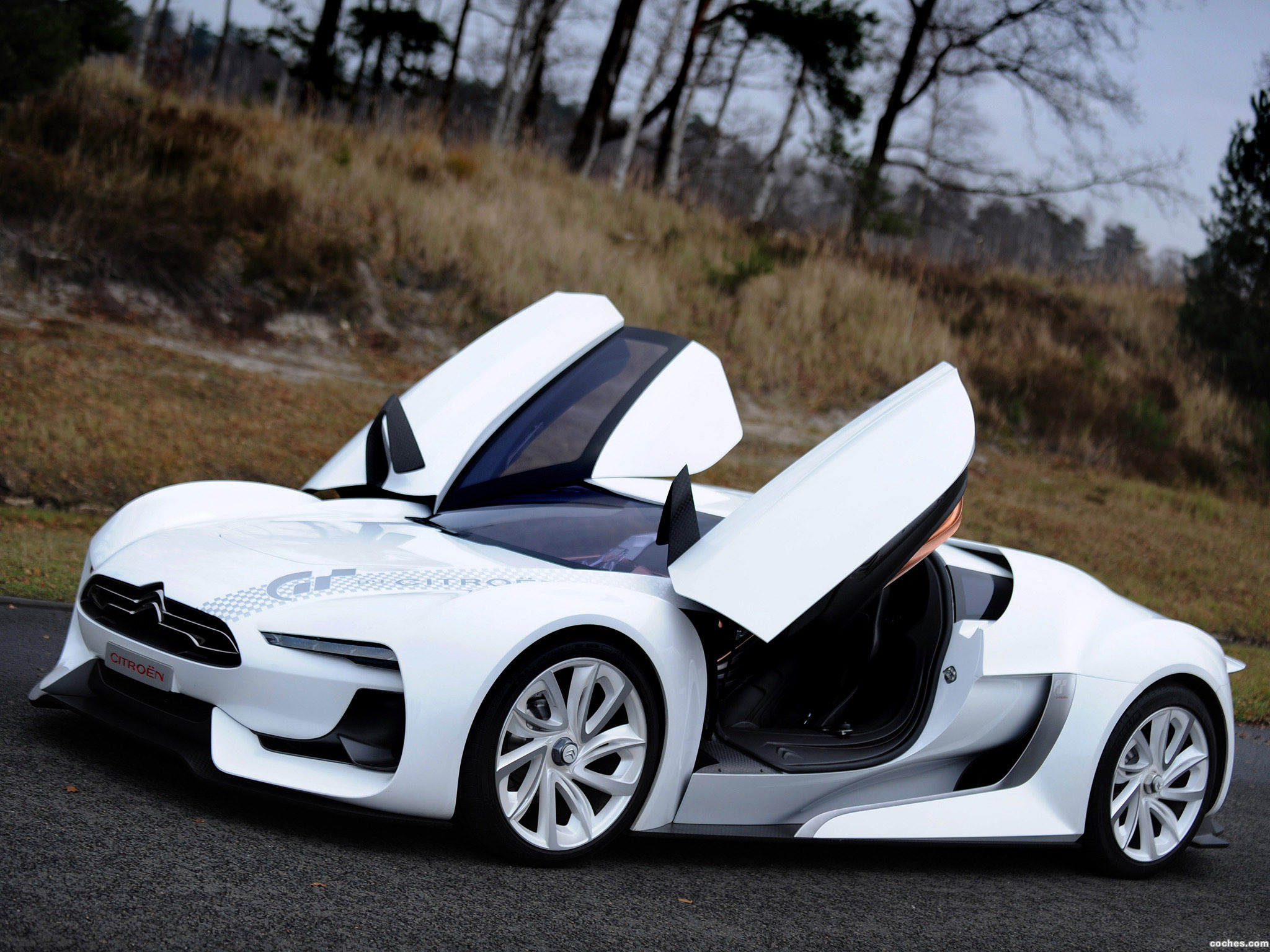 Foto 0 de Citroen GT Concept 2008