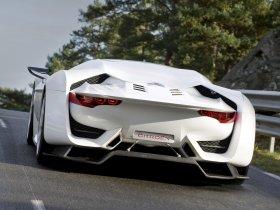 Ver foto 5 de Citroen GT Concept 2008