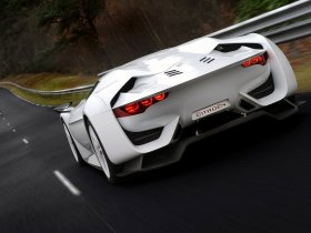 Ver foto 3 de Citroen GT Concept 2008