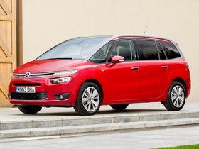 Ver foto 17 de Citroen C4 Grand Picasso UK 2014