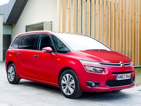 Ver foto 15 de Citroen C4 Grand Picasso UK 2014