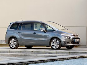 Ver foto 14 de Citroen C4 Grand Picasso UK 2014