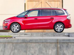 Ver foto 13 de Citroen C4 Grand Picasso UK 2014