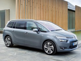 Ver foto 12 de Citroen C4 Grand Picasso UK 2014
