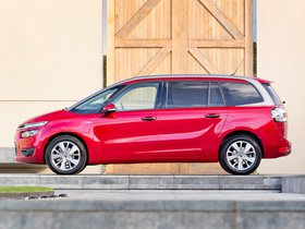 Ver foto 10 de Citroen C4 Grand Picasso UK 2014