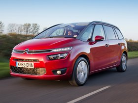 Ver foto 9 de Citroen C4 Grand Picasso UK 2014