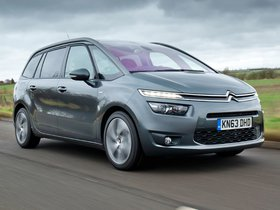 Ver foto 7 de Citroen C4 Grand Picasso UK 2014