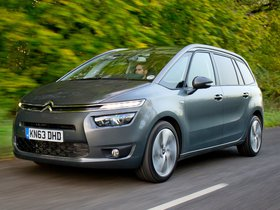 Ver foto 6 de Citroen C4 Grand Picasso UK 2014