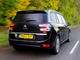 Ver foto 5 de Citroen C4 Grand Picasso UK 2014