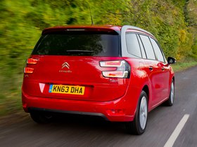 Ver foto 4 de Citroen C4 Grand Picasso UK 2014