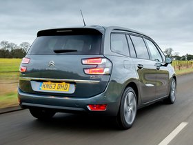 Ver foto 3 de Citroen C4 Grand Picasso UK 2014