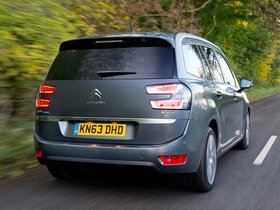 Ver foto 2 de Citroen C4 Grand Picasso UK 2014