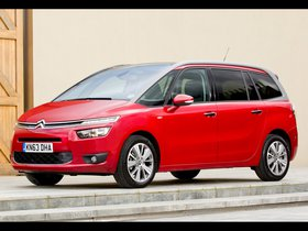 Ver foto 23 de Citroen C4 Grand Picasso UK 2014