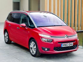 Ver foto 22 de Citroen C4 Grand Picasso UK 2014