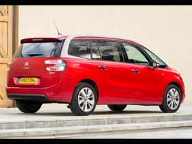 Ver foto 21 de Citroen C4 Grand Picasso UK 2014